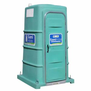 Portable Open Closet Chemical Toilet for hire