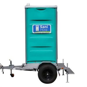 Trailer Portable Toilet Hire