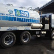 tanker service cleaning