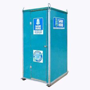 reclad toilet